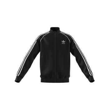 Vêtements Enfant Vestes de survêtement adidas Originals TREDYU Noir