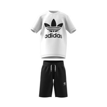 Vêtements Enfant Ensembles enfant adidas Originals GP0194 Blanc