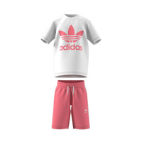 Vêtements Enfant Ensembles enfant adidas Originals GP0195 Blanc