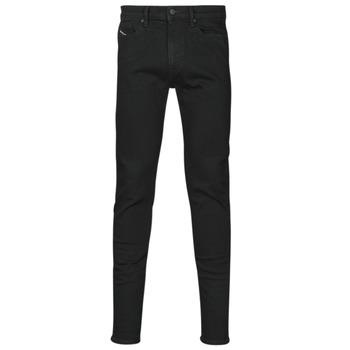 Vêtements Homme Jeans skinny Diesel D-AMNY-SP4 Noir