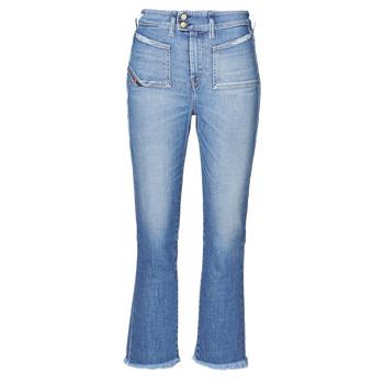 Vêtements Femme Jeans bootcut Diesel D-EARLIE-H Bleu