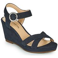 Chaussures Femme Sandales et Nu-pieds JB Martin QUERIDA Marine