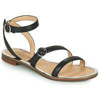 Chaussures Femme Sandales et Nu-pieds JB Martin 1GILANA Noir