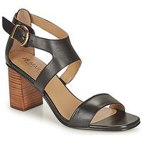 Chaussures Femme Sandales et Nu-pieds JB Martin 1NAWELI Noir