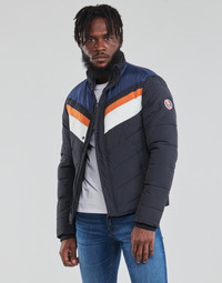 Vêtements Homme Blousons Teddy Smith B-SKI Marine