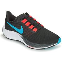 Chaussures Homme Running / trail Nike AIR ZOOM PEGASUS 37 Noir / Rouge / Bleu