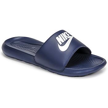 Chaussures Homme Claquettes Nike VICTORI BENASSI Bleu