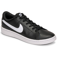 Chaussures Homme Baskets basses Nike COURT ROYALE 2 LOW Noir / Blanc