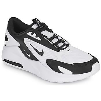 Chaussures Homme Baskets basses Nike AIR MAX BOLT Blanc / Noir