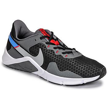 Chaussures Homme Multisport Nike LEGEND ESSENTIAL 2 Gris / Bleu