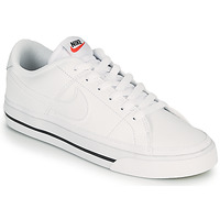Chaussures Femme Baskets basses Nike COURT LEGACY Blanc