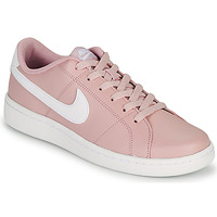 Chaussures Femme Baskets basses Nike COURT ROYALE 2 Rose / Blanc