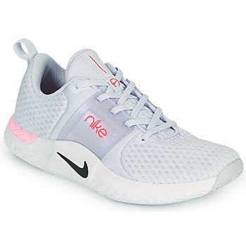 Chaussures Femme Multisport Nike RENEW IN-SEASON TR 10 Bleu / Rouge