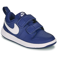 Chaussures Garçon Baskets basses Nike PICO 5 PS Bleu / Blanc