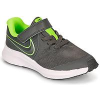 Chaussures Garçon Multisport Nike STAR RUNNER 2 PS Gris / Vert