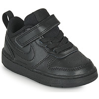 Chaussures Enfant Baskets basses Nike COURT BOROUGH LOW 2 TD Noir