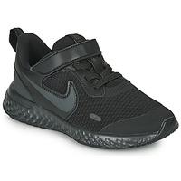 Chaussures Enfant Multisport Nike REVOLUTION 5 PS Noir