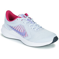 Chaussures Fille Multisport Nike DOWNSHIFTER 10 GS Bleu / Violet