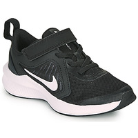 Chaussures Enfant Multisport Nike Downshifter 10 PS Noir / Blanc