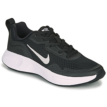Chaussures Enfant Multisport Nike WEARALLDAY GS Noir / Blanc