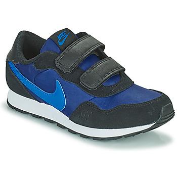 Chaussures Garçon Baskets basses Nike MD VALIANT PS Bleu