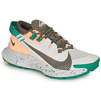 Chaussures Femme Running / trail Nike NIKE PEGASUS TRAIL 2 Bleu / Vert