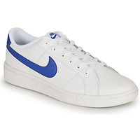 Chaussures Homme Baskets basses Nike NIKE COURT ROYALE 2 LOW Blanc / Bleu