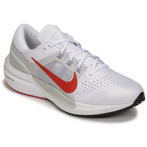 Nike NIKE AIR ZOOM VOMERO 15 Blanc / Rouge - Chaussure pas cher ...