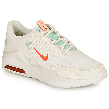 Chaussures Femme Baskets basses Nike NIKE AIR MAX MOTION 3 Blanc / Bleu