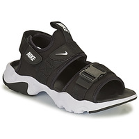 Chaussures Femme Claquettes Nike NIKE CANYON Noir