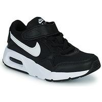 Chaussures Enfant Baskets basses Nike NIKE AIR MAX SC (PSV) Noir / Blanc