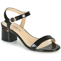 Chaussures Fille Ballerines / babies JB Martin MALINA Noir