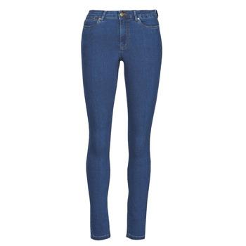 Vêtements Femme Jeans slim Vero Moda VMJUDY Bleu medium