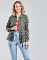 Vêtements Femme Vestes / Blazers Vero Moda VMVIVIANA Kaki