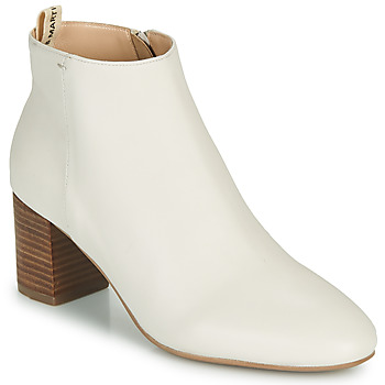 Chaussures Fille Bottes ville JB Martin 3ALIZE Gris