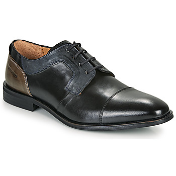 Chaussures Homme Derbies Redskins WINDSOR Noir / Marine / Gris