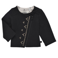 Vêtements Fille Gilets / Cardigans Ikks SOLINE Noir