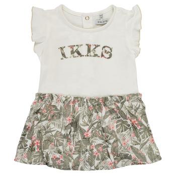 Vêtements Fille Robes courtes Ikks NIKITA Multicolore