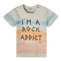 Vêtements Garçon T-shirts manches courtes Ikks FANNI Multicolore