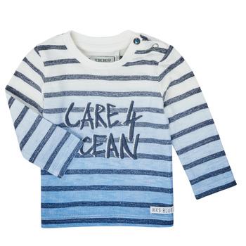 Vêtements Garçon T-shirts manches longues Ikks NATHALIA Multicolore
