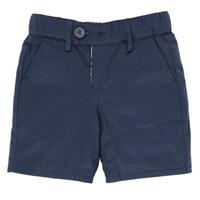 Vêtements Garçon Shorts / Bermudas Ikks SORTIDA Marine