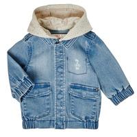 Vêtements Garçon Blousons Ikks XS40021-84 Bleu