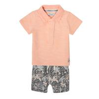 Vêtements Garçon Ensembles enfant Ikks XS37001-77 Multicolore