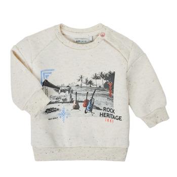 Vêtements Garçon Sweats Ikks LIBRAS Blanc