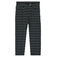 Vêtements Fille Pantalons fluides / Sarouels Ikks MATILD Noir