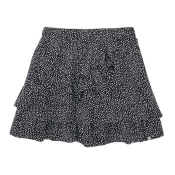 Vêtements Fille Jupes Ikks XS27062-02-J Noir