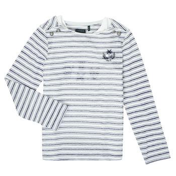 Vêtements Fille T-shirts manches longues Ikks XS10052-19-J Multicolore