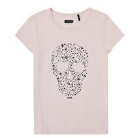 Vêtements Fille T-shirts manches courtes Ikks XS10492-31-C Rose