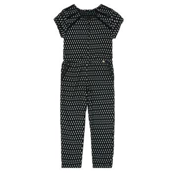 Vêtements Fille Combinaisons / Salopettes Ikks KYLIA Noir