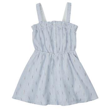 Vêtements Fille Robes courtes Ikks AHATA Bleu